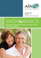 AFA White Paper - Back to Basics